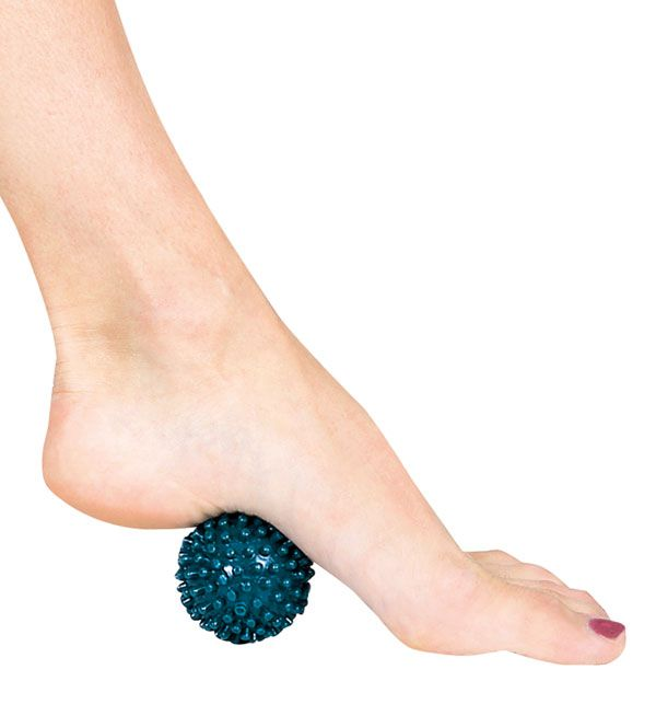 """Discount Dance Supply, is a place that has supplies that are helpful to dancers as this """"rubz"""" ball. This tool in particular helps me rub out cramps in my foot as well as break up to scar tissue and fascia after a long day of dancing"""