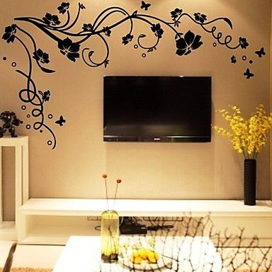 21 best Wall Stickers images on Pinterest | Baby bedroom, Craft ...