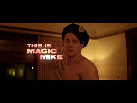 Come watch the Magic Mike movie trailer. You know you want to. (And it's okay to watch it multiple times a day. Watch as often as needed.)
