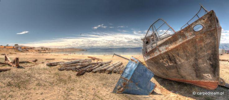 Bajkal lake.