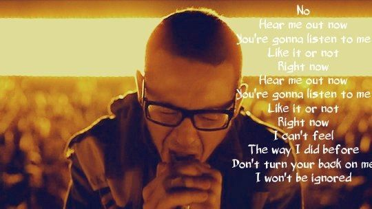 Linkin Park Faint Wallpaper Linkin Park Faint Lyrics