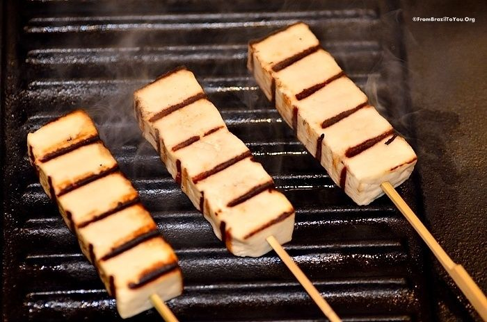 Grilled Cheese Sticks and The Best Cheeses for Grilling