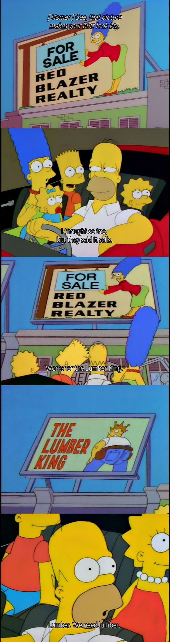 The Simpsons · Simpsons CartoonSimpsons QuotesFunny ...