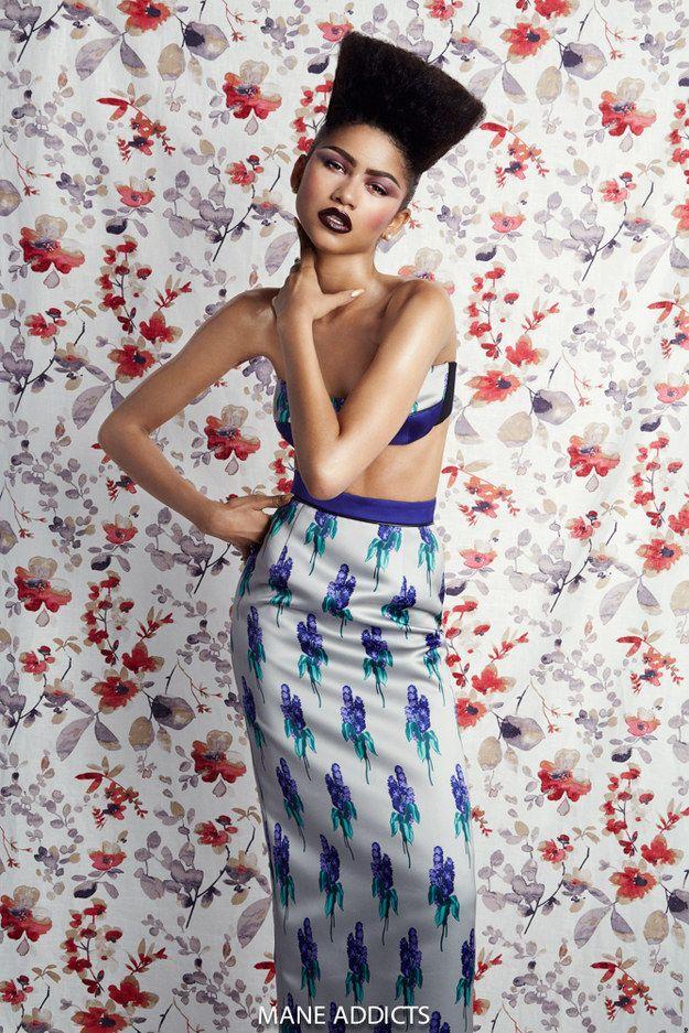Zendaya Album Photoshoot 244 best images about ...