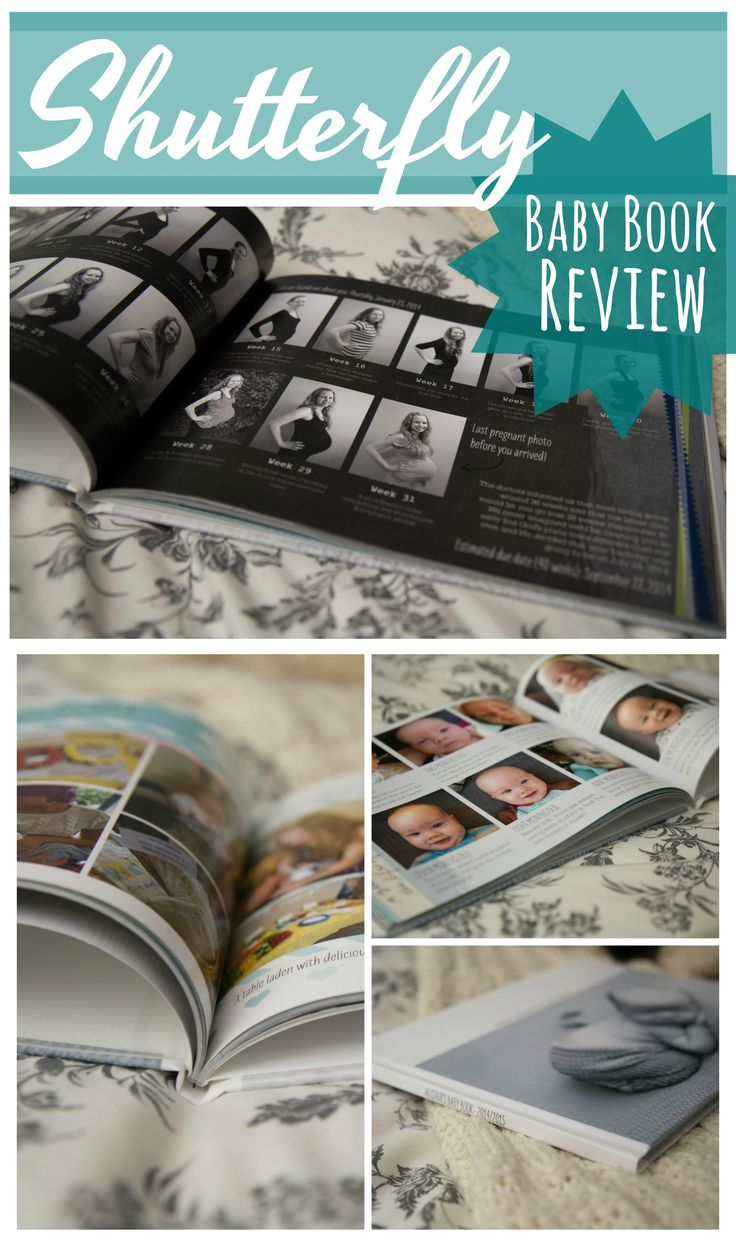 Forget The Old Scrapbooking Baby Books, Here's A Way To Create Beautiful Books  Online Via