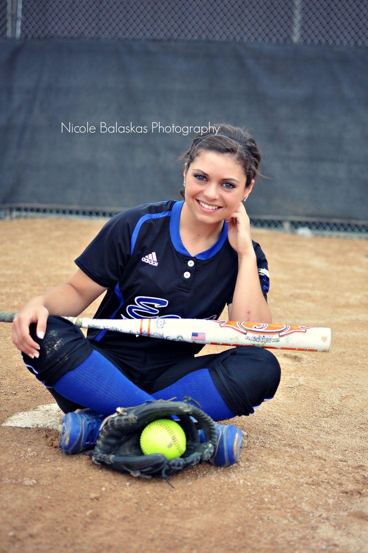 Natural light, Senior, softball, photography