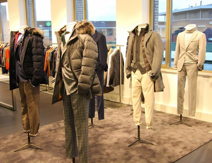CHAD'S DRYGOODS: SHOWROOM VISIT - WINDSOR FALL/WINTER 2014