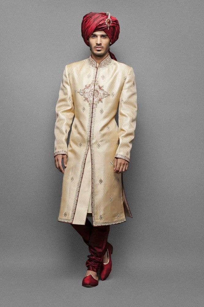 How to get perfect bridegroom look with Indian Menswear- Zarilane
