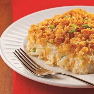 15 Easy Holiday Recipes | Cheesy Potato Casserole by Ore-Ida® | AllYou.com