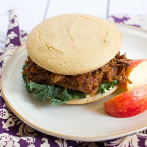 Paleo Hamburger Buns – with coconut flour and tapioca flour