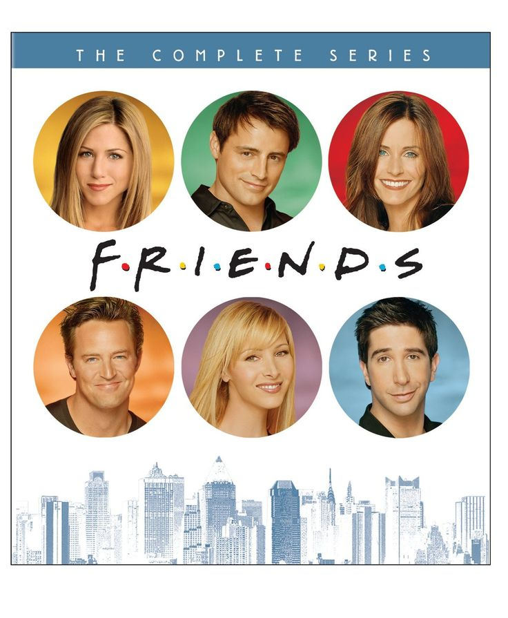 Friends: The Complete Series (DVD)