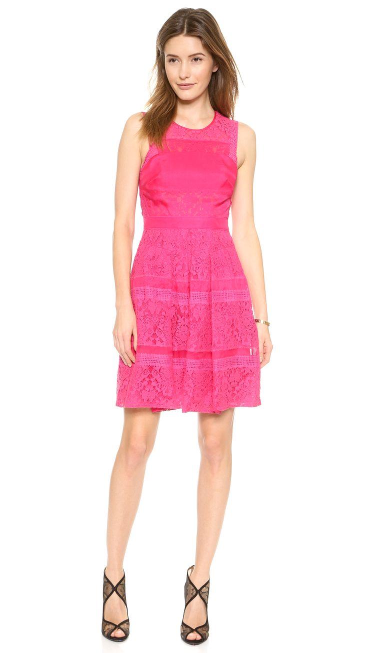 Hot Pink Summer Dresses