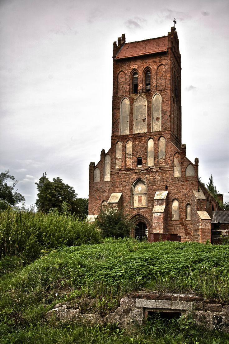 Kaliningrado, Rusia | Las 28 iglesias abandonadas más bellas del mundo