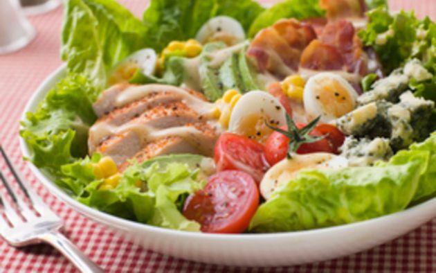Recetas de ensaladas originales