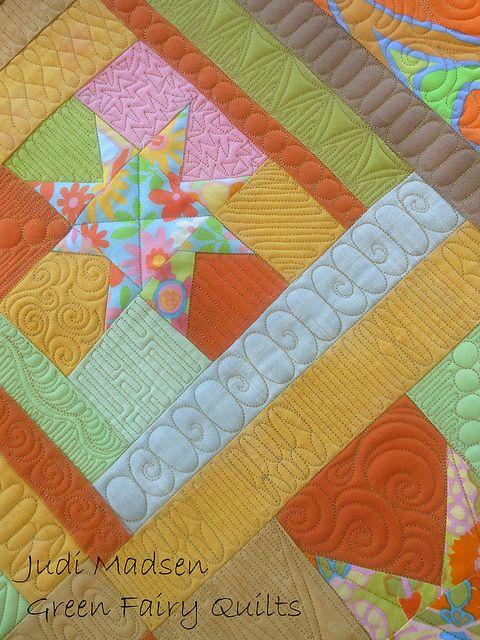 Green Fairy Quilts, Judi Madsen
