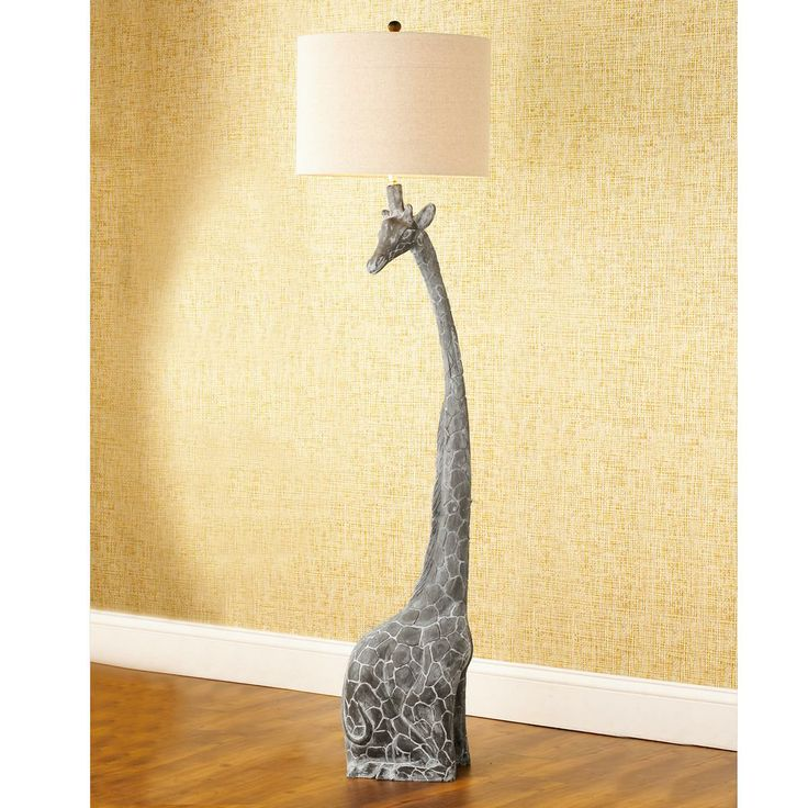 Giraffes, Floor lamps and Lamps on Pinterest