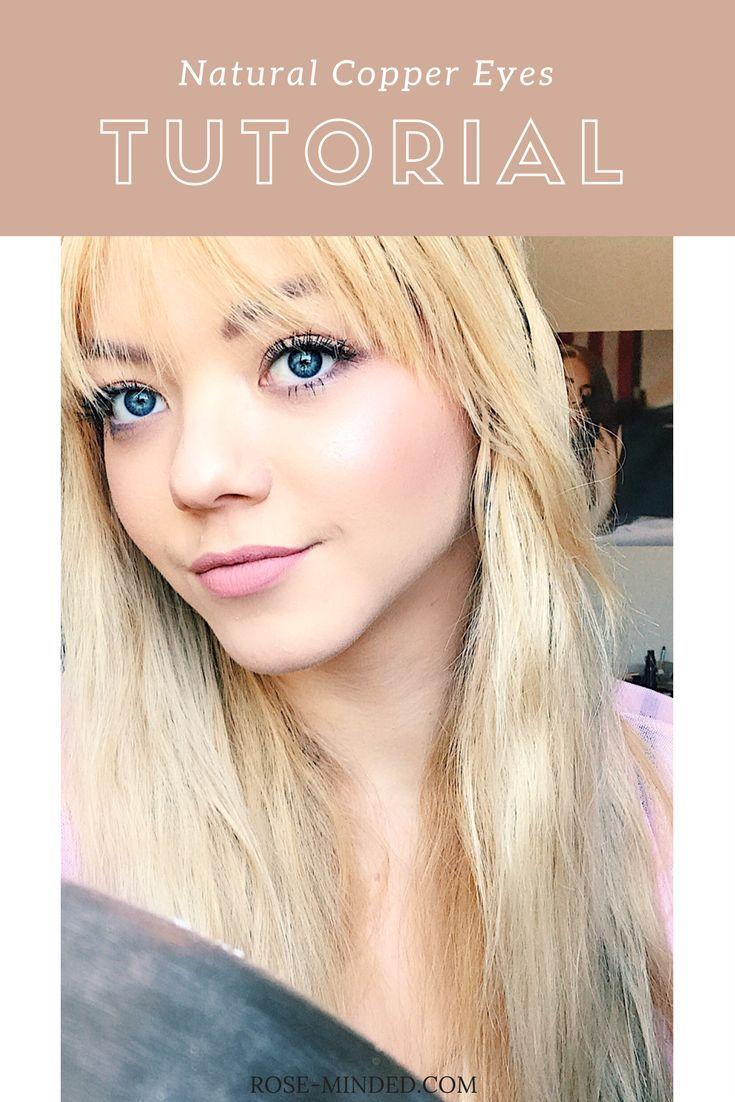 25+ best ideas about Copper eye makeup on Pinterest   Copper ...