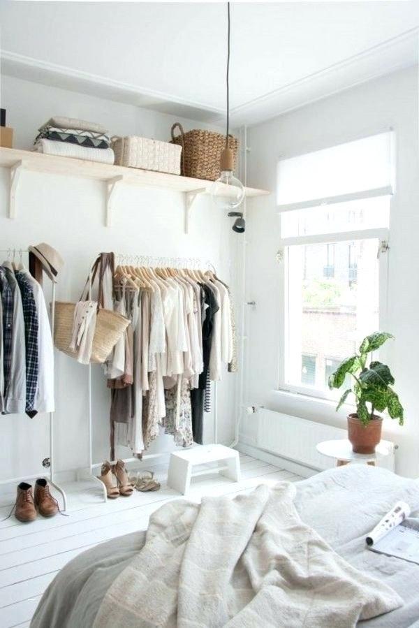 Kleines Schlafzimmer Gestalten Ideen Luxus Atemberaubend 19 Begehbarer Kleidersc Kleines Schlafzimmer Kleiner Raum Schlafzimmer Kleines Schlafzimmer Einrichten
