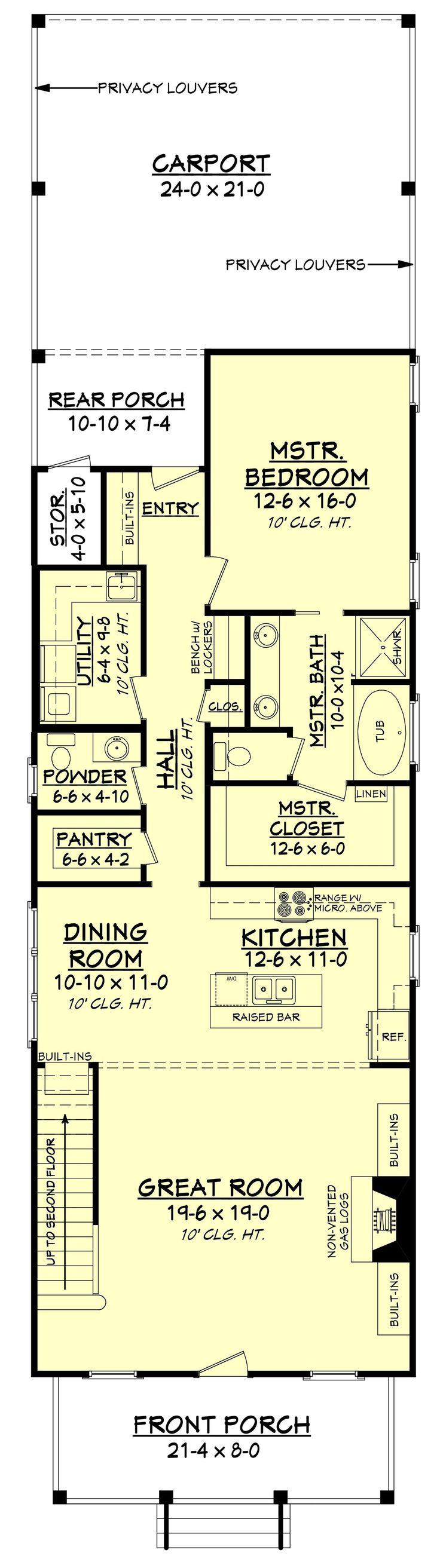 Bellegrass Cottage II House Plan – House Plan Zone