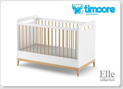 meble dla dzieci - łóżeczko dziecięce 120x60 | Timoore