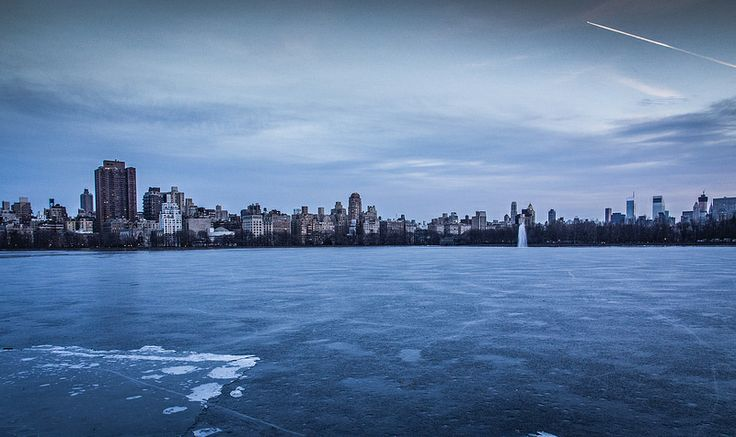 Frozen Central Park - New York  I know I haven't uploaded a new photograph for a while, but all in good reason. The photos will be back to being uploaded daily very soon! I thought I'd check over some of my latest flicks from New York - my second favourite city in the world. I think the temperature was about minus 3 on the day I snapped this one up.