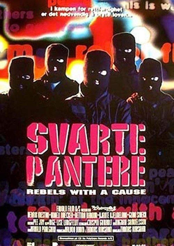 Svarte pantere (1992)