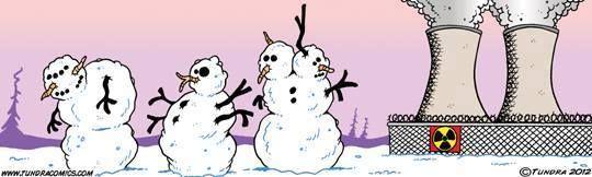 Snowmen from Japan...