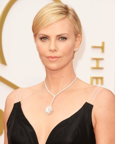 """Charlize Theron on Aging: """"Getting Older is Not That Bad"""""""
