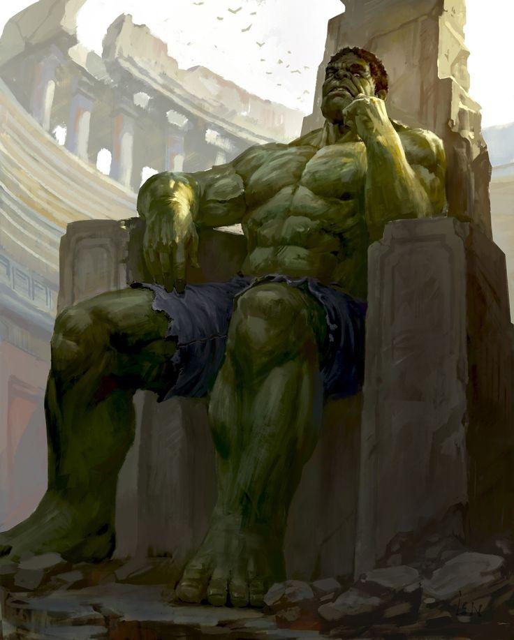 #Hulk #Fan #Art. (Hulkconcept art) By: Jeremy Love. (AW YEAH, IT'S MAJOR ÅWESOMENESS!!!™)