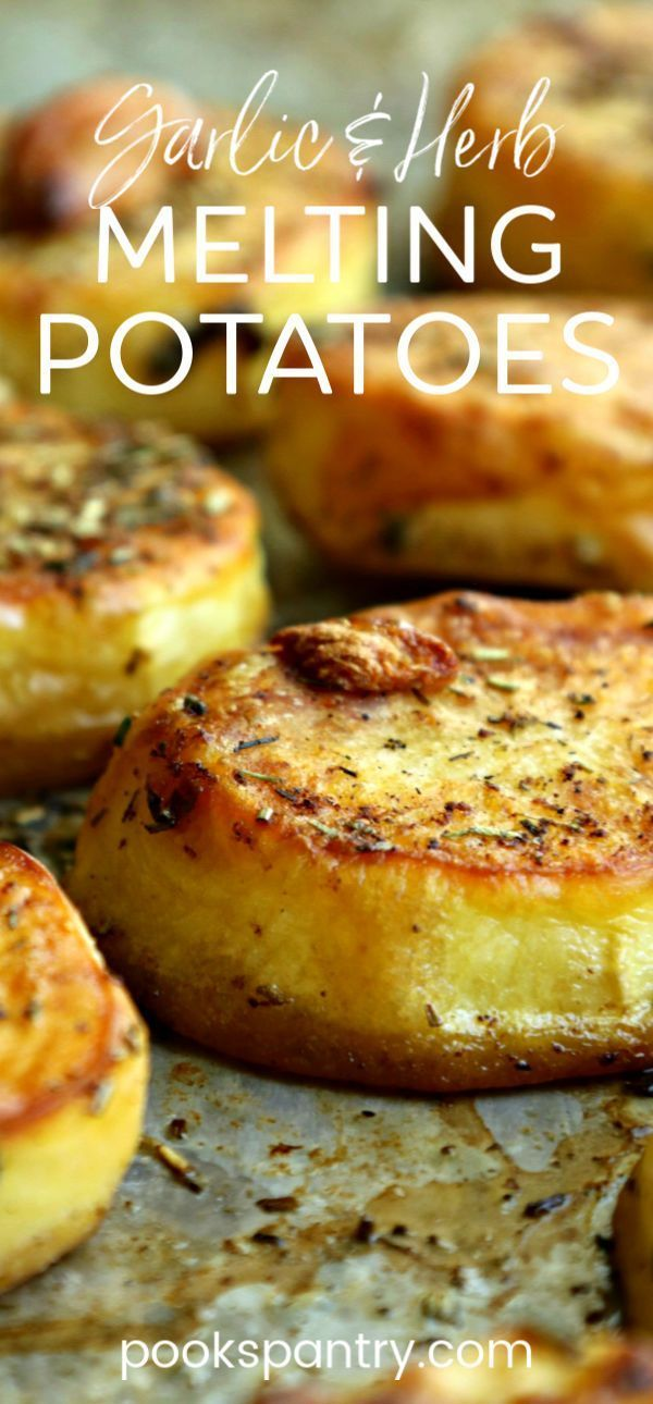 Apr 4, 2020 – Melting potatoes are one of the easiest, most delicious ways to get a lot of bang for your buck for a quic…