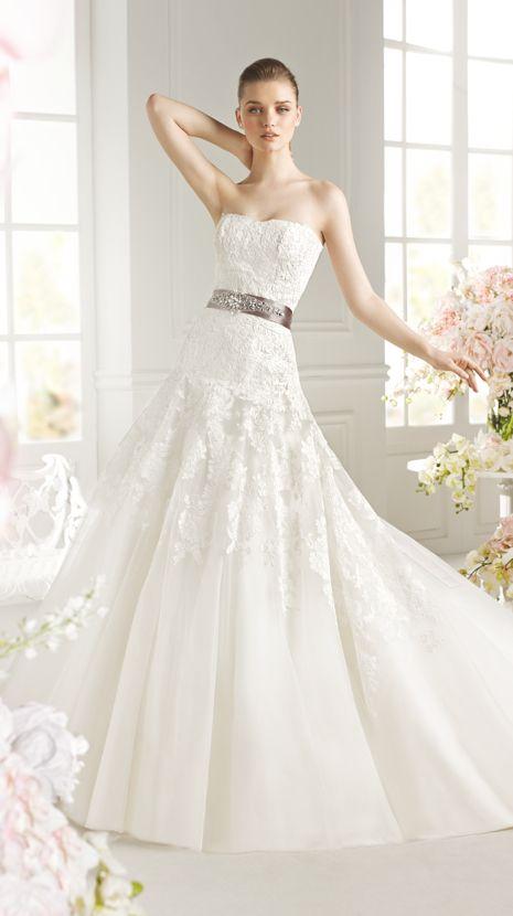 ORION | Bridal Gowns | 2015 Collection | Avenue Diagonal