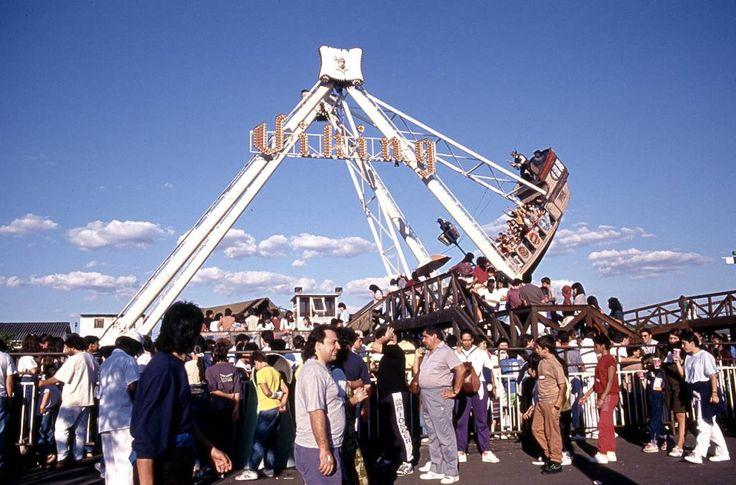 Veja as atrações que marcaram a história do tradicional parque de diversões em São Paulo, que fecha os portões no dia 29 de julho