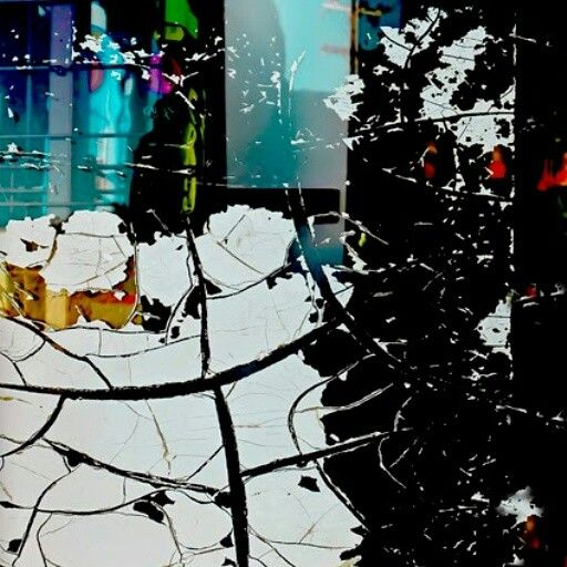 """""""Reflection of Crete"""" made by gro ayla lillesund"""