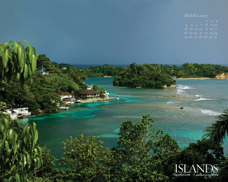 Gallery Of Caribbean Islands | wallpaper widescreen islands jamaica caribbean october uploads content ...