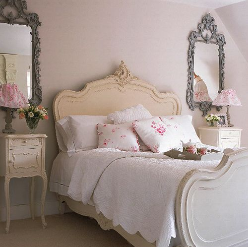 Shabby Chic Bedrooms | Shabby Chic Bedrooms: 10 Extraordinary Examples | Decorating Room