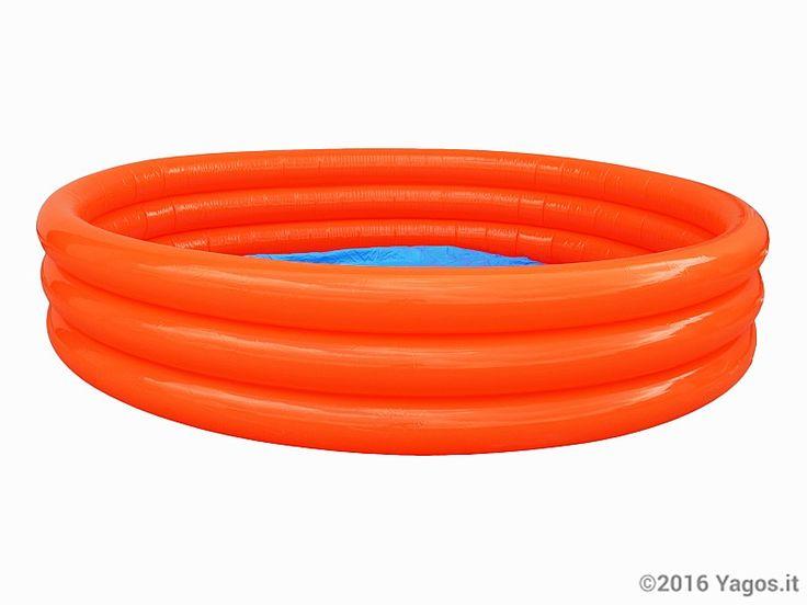Piscina gonfiabile junior New Plast Ø 240 cm (1352)