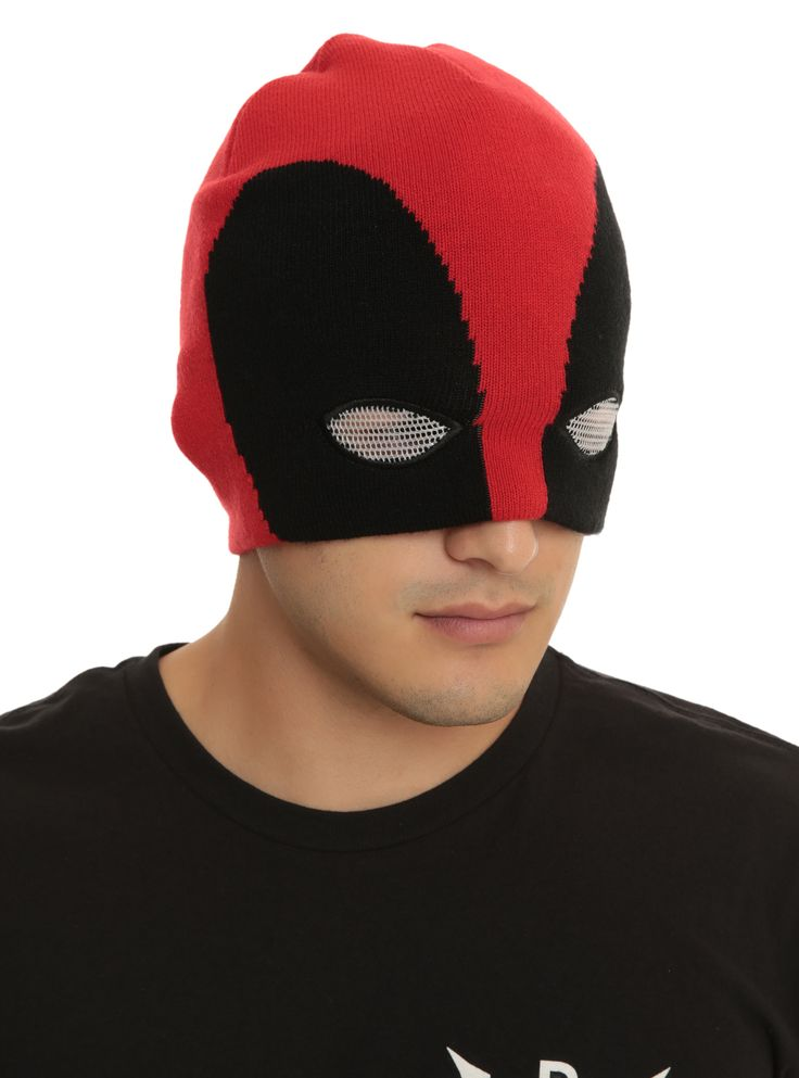 Deadpool.  With great power comes great irresponsibility.