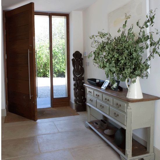 30 Modern Entrance Design Ideas For Your Home: Small Entryway And Foyer Ideas & Inspiration