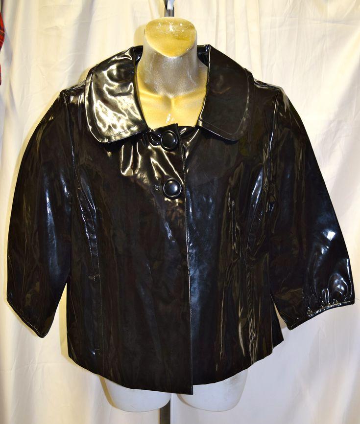Vintage A.M.I. PVC Jacket Large