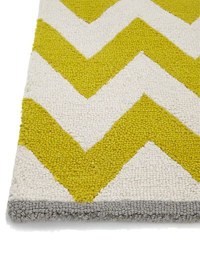 Chevron Rug | M&S