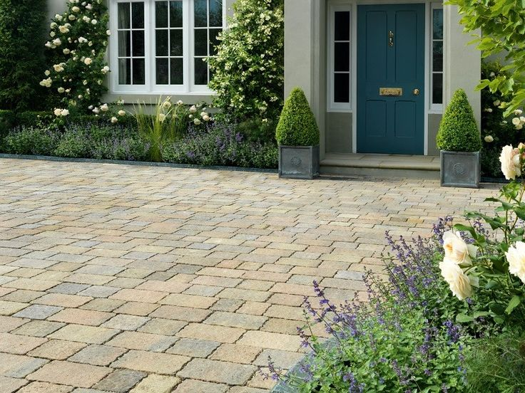 Trident Permeapave Permeable Driveway Block Paving
