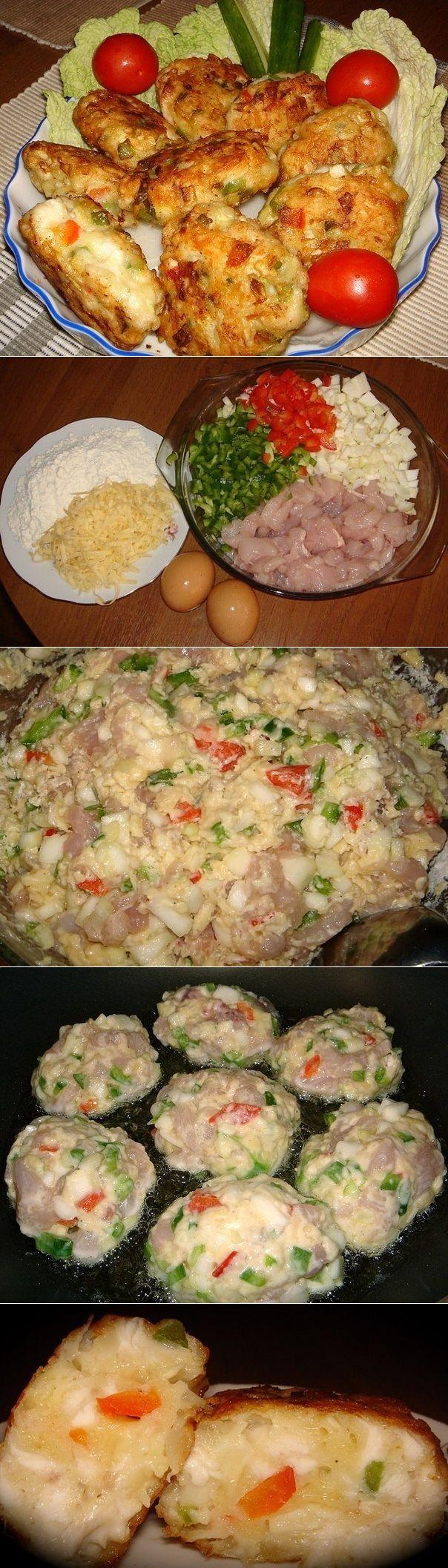 Как приготовить рецепт очень вкусных и полезных котлет из куриного мяса с…