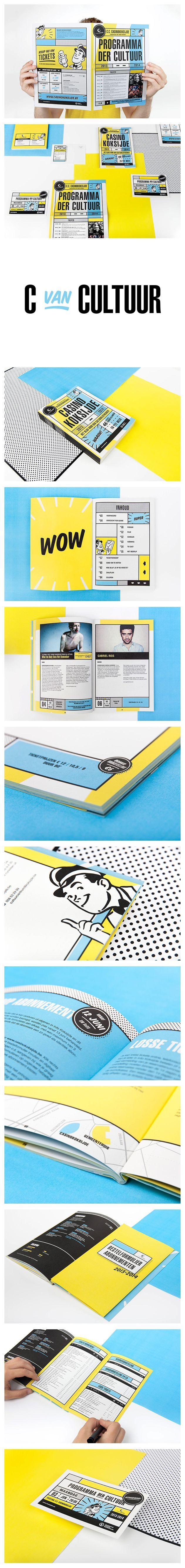 C.C. CASINO KOKSIJDE by skinn branding agency: