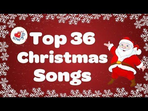 Christmas Music Youtube Playlist.Top 36 Popular Christmas Songs And Carols Playlist 2016