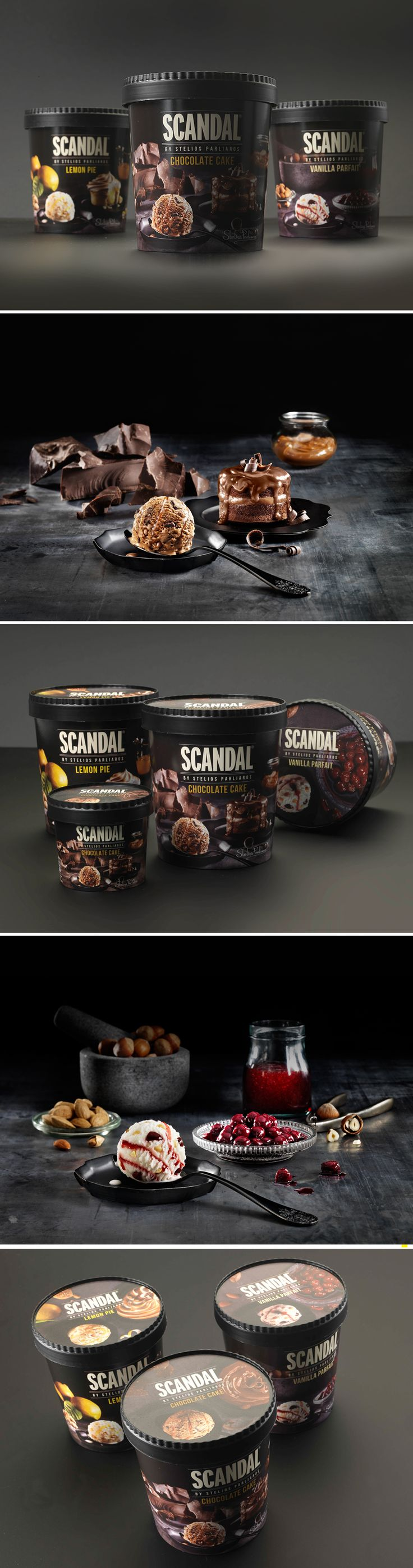 New visual identity & packaging design for Pummaro pasta sauces by 2yolk.