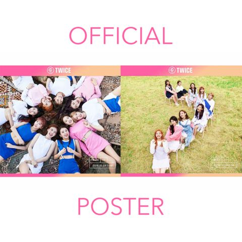 Twice 3rd Mini Album Official Poster | 💕 Use my code: 'NAMJINSTHETIC12' for 10% off on manduapparel.com 💕
