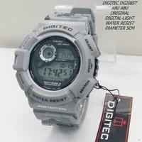 Jam tangan pria sport Digitec DG2085t Grey Camo mudman Original 100%