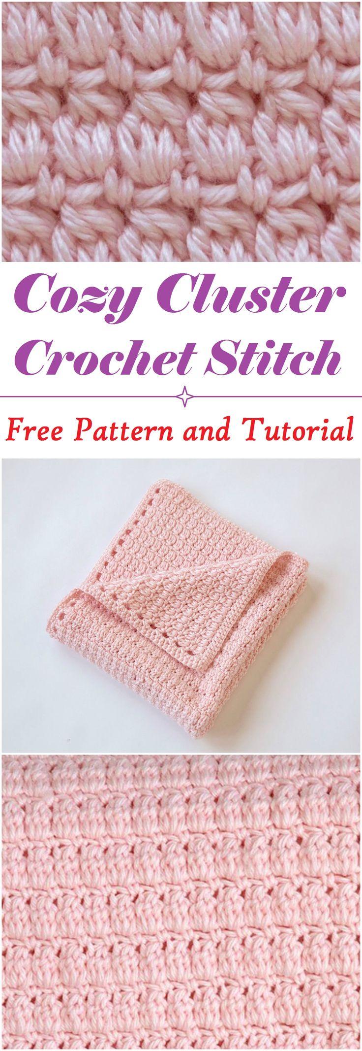 Punto di chiusura a crochet semplice