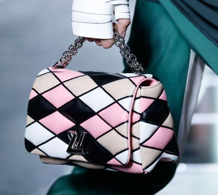 Collezione borse Louis Vuitton Primavera-Estate 2016 - Mini bag con patta Louis Vuitton