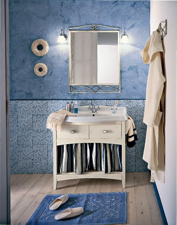 1000 idee su colori del bagno su pinterest arredamento for Bagno in stile mediterraneo